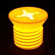 BRELONG Screw-shaped Design Incandescent Night Light