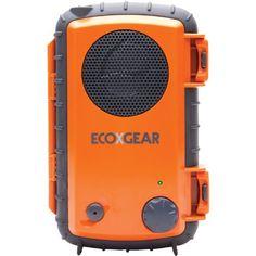 Waterproof speaker for floating and OCF