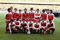 ♠ 1981 European Cup - Final - Liverpool v Real Madrid #LFC #History #Legends #Color