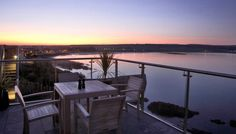 The Cliff House hotel - Waterford, Ireland.