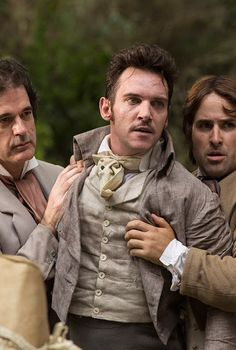 Jonathan Rhys Meyers Roots Episode Stills
