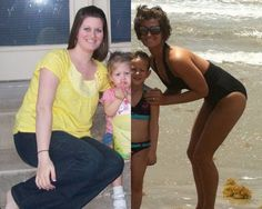 Success Story - our sister-in-law Meagan!