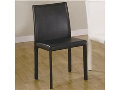 Shop For Coaster Chair, 100497BLK, And Other Dining Room Chairs At Patrick  Furniture In