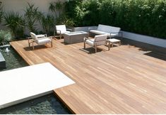 modern landscaping house