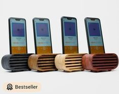 Refurbished Phone Att #cellphone #RefurbishedPhones Wood Phone Stand, Iphone Stand, Iphone Holder, Iphone 7 Plus, Iphone 4s, Smartphone, Wood Speaker, Best Buy Electronics, Appel Video