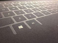 keyboard microsoft paper matte soft