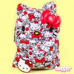Hello Kitty Backpack - Ribbon