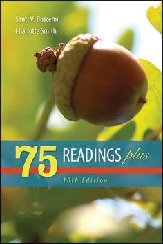 Buscemi, 75 Readings Plus, 10th edition