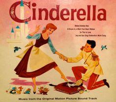 """Walt Disney's """"Cinderella"""" Vinyl Record Excellent Condition   eBay"""