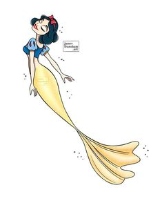 DAY 2 - SNOW WHITE ⠀ Swipe Right for my prompt list inspired by Disney Princesses, Disney Villains, and other… Disney Princess Art, Disney Fan Art, Disney Love, Sailor Princess, Walt Disney, Anime Princess, Mermaid Drawings, Disney Drawings, Cartoon Drawings