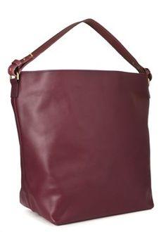 Hobo Burugundy Bags, Accessories, Women, Fashion, Purses, Moda, Fashion Styles, Taschen, Totes