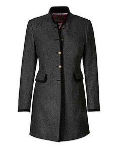 Reitmayer Gehrock Tweed, Elegant, Theater, Jackets, Style, Fashion, Frock Coat, Horseback Riding, Velvet