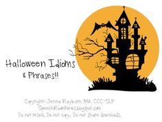 Halloween Freebies!