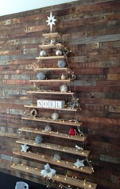 Christmas Parties, Christmas Crafts For Kids, Christmas Projects, Christmas Decorations, Xmas, Holiday Decor, Decoration Crafts, Diy Crafts, Wall Christmas Tree
