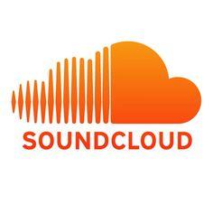 soundcloud logo. De vormen vormen samen een wolk, sound'CLOUD', cloud is wolk. Oranje is een speelse kleur en trekt de aandacht, het is ook een innovatieve kleur omdat het toch een redelijk innovatief programma is.