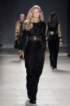 Le défilé Balmain x H&M à New York