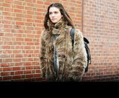 StreetStyle from New York Feb. 2013