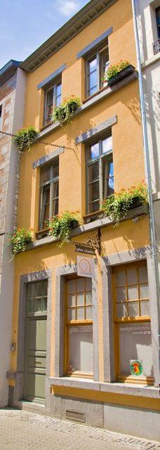 City cottages in Namur (Belgium) - ref 1572