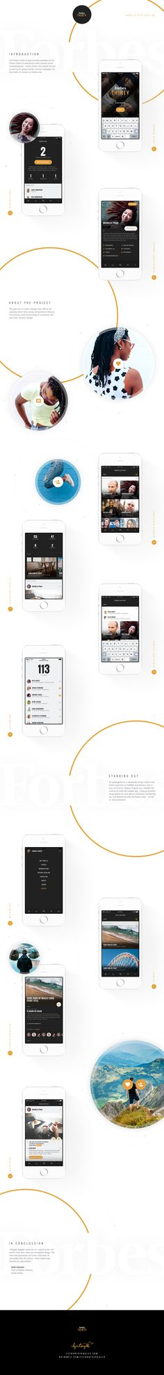 The Forbes Under 30 App provides members of the Forbes Under 30 community with a private social networking tool - which powers the annual Summit as well as on-going content creation campaigns for the Under 30 channel on Forbes.com.The goal was to create…