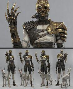 Image result for broken cyborg concept art