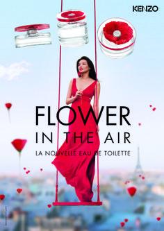 Parfum du Jour - Kenzo In The Air l'Eau De Toilette Rêve d'envol. Les coquelicots virevoltent et s'élèvent toujours plus haut dans les airs. Rose éblouissante, freesia, pamplemousse, rose et musc forment un floral rayonnant de féminité. Commandez-le en cliquant ici : https://www.facebook.com/fatales.tunisie/app_314669525358066  Eau de Toilette 50ML: 140DT  #Fatales #Fragrances #Kenzo
