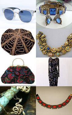 Vintage Fashion & Accessories