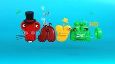 Animation and 3D Art: TLUM HD – Channel Id | HeyDesign