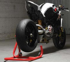 Ducati Monster MS4R concept by Paolo Tesio - Fotogallery - 6