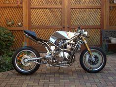 Suzuki Motorcycle, Moto Bike, Cafe Racer Motorcycle, Suzuki Gsx R 750, Gsxr 750, Custom Sport Bikes, Custom Motorcycles, Sv 650, Custom Cafe Racer