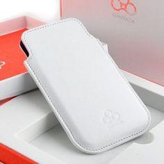 Quadocta No.1 Lamm-Nappaleder-Etui für iPhone 4S bei StyleMyPhone.de
