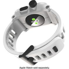 New LUNATIK EPIK Case and Silicone Band for Apple Watch 42mm EPIK-003 White
