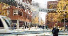 Gallery of Gothenburg to Realise Henning Larsen's Mixed-Use Urban District - 3