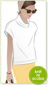 Esme Designer Knit Top