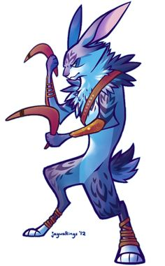 rise of the guardians bunny Jack Frost, Guardians Of Childhood, Right In The Childhood, Hero Time, Rise Of The Guardians, Favorite Cartoon Character, Animation, Disney And Dreamworks, Fanart