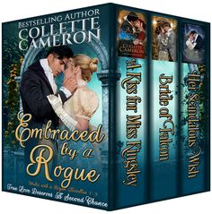 Embraced by a Rogue -Pre-Order Sale 50% Off!
