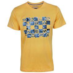 Camiseta Masc. Rick Meia Malha - Importado do Peru Mens Tops, T Shirt, Fashion, Sock, Manish, Block Prints, Clothes, Moda, Tee