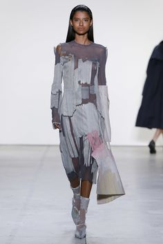 Parsons MFA Spring 2018 Ready-to-Wear  Fashion Show Collection
