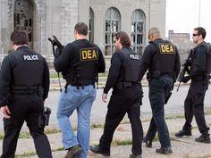 DEA Employees Fail Drug Tests, Still Allowed to Terrorize Marijuana Users Enforcement Agent, Drug Enforcement Administration, Cannabis News, Medical Marijuana, World Headlines, Rio, Chapo Guzman, Stop Fighting, War On Drugs