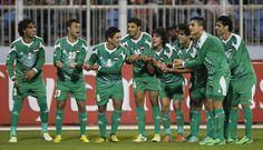 Iraqi football national team