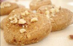 Συνταγή για νηστίσιμα μπισκότα χωρίς γάλα και αυγά! Cupcake Cakes, Cupcakes, Doughnut, Muffin, Healthy Recipes, Healthy Foods, Sweets, Cookies, Bread