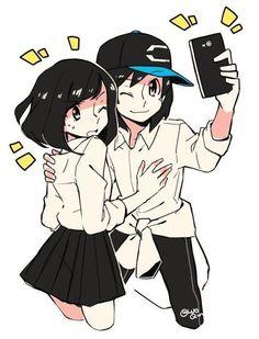 I like to draw Pokespe and things I like. It's mainly agencyshipping. Pokemon Mew, Pokemon Manga, Pokemon Ships, Pokemon Comics, Cute Pokemon, Pikachu, Pokemon Couples, Pokemon People, Pokemon Especial