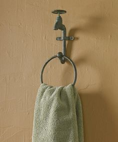 Another great find on #zulily! Water Faucet Ring Hook #zulilyfinds