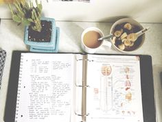 studyandtea: 11:34 am : good late morning! studying about the spinal nerves, the sensory & motor pathways, and somatic and autonomic nervous systems. (whew I hope I didn't lose you). also, eating oatmeal with banana and black berries with a good drizzle of honey.