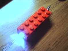 Lego LED light DIY. #tutorial