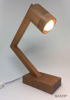 Luminária 90º