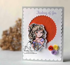 Hello!!!   I am here to show you the first card I made for the new release at Crafty Sentiments Designs Inspiration Blog. As you alread...