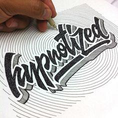 Hypnotized by your smile @tatianasd #flashback #friday #art #inspiration…