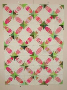 TamboCreates... I think this would be great in a red, white, blue  Quilts of Valor pattern.....scrap strips.
