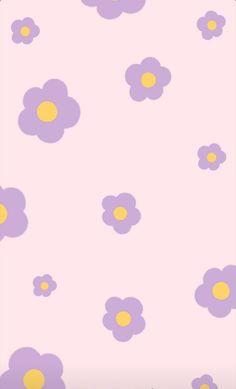 Unicornios Wallpaper, Minimal Wallpaper, Homescreen Wallpaper, Iphone Background Wallpaper, Purple Wallpaper, Aesthetic Iphone Wallpaper, Flower Wallpaper, Aesthetic Wallpapers, Apple Watch Wallpaper