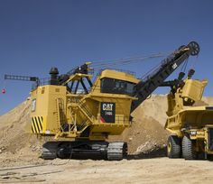 Caterpillar expanded its Cat Mining product lines following the acquisition of Bucyrus International in 2011.